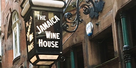 Alewives, hops, and gin shops - a stroll around some historic City pubs tickets