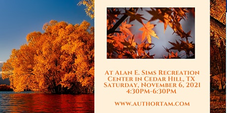 Fall Book Signing tickets