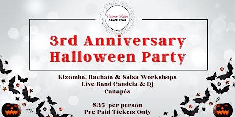 CLDC 3rd Anniversary Halloween Party tickets