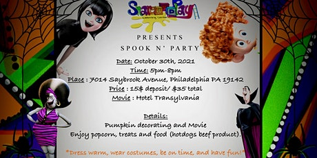 Share and Play presents : Spook N' Party tickets