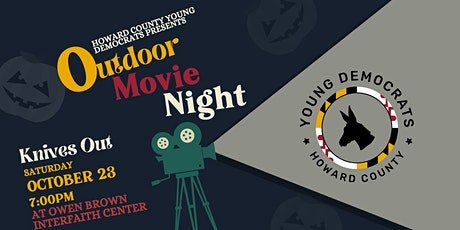 Outdoor Movie Night Fundraiser tickets