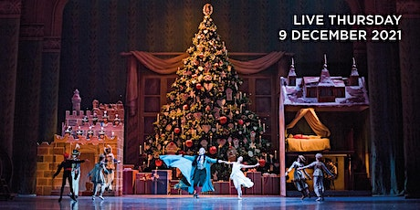 The Nutcracker (The Royal Ballet) ROH Live tickets