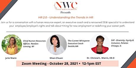 HR 2.0 - Understanding the Trends in Human Resourses tickets