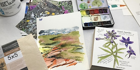 Nature Journaling with Nancy: Water—Lakes tickets
