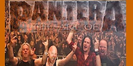 THE ART OF PANTERA@RAGNAROK LIVE CLUB,B-3960 BREE tickets