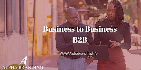 Business to Business Virtual Networking tickets