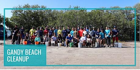 KPB:  Gandy Beach Cleanup tickets