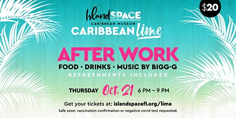 Island Space Caribbean Lime tickets