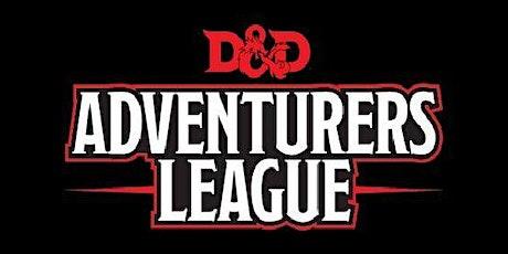 D&D Adventurer's League tickets