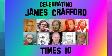 James Crafford X 10 tickets