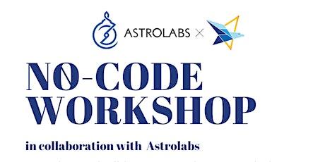 No Code Workshop billets