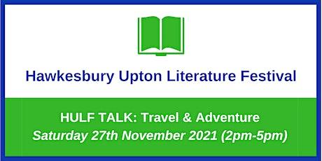 HULF Talk: Travel & Adventure tickets