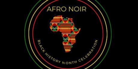 Afro Noir tickets