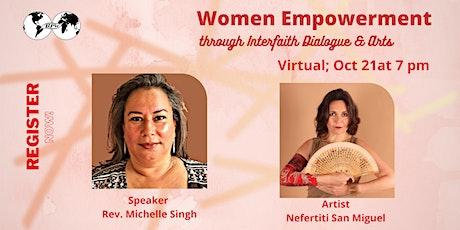 BPW Ottawa  - Women Empowerment through Interfaith Dialogue and Arts tickets