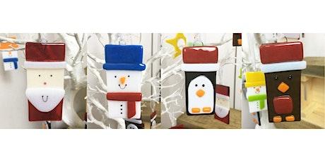 Make Three Christmas Decorations. tickets