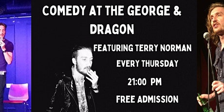 Free Comedy at The George and Dragon: Terry Norman (IRL) tickets