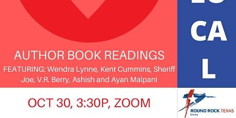 Read Local | Author Book Readings tickets