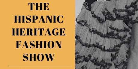 Hispanic heritage fashion show nj tickets