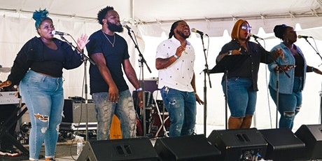 Select performances from 2021 ArtsCityFestival Jazz/Blues/Roots stage tickets