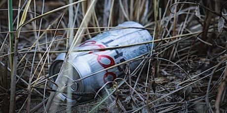 Eco Around November Litter Pickup at Burgess Park (SE London) tickets
