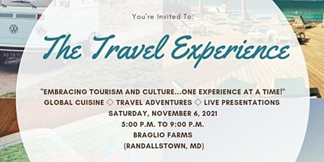 The Travel Experience: Embracing Baltimore's Tourism & Culture tickets