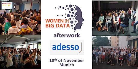 Women in Big Data Afterwork Event at adesso SE Tickets