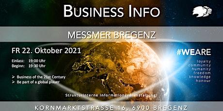 Business Info Bregenz Tickets