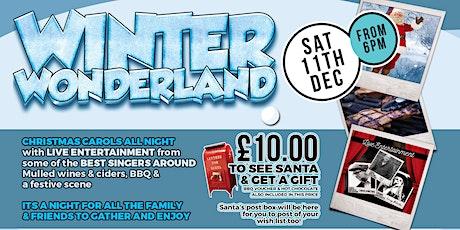 The Crown's Winter Wonderland 2021 tickets