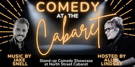 Stand-Up Comedy at North Street Cabaret tickets