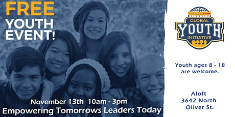 Youth Leadership Wichita Global Youth Initiative tickets