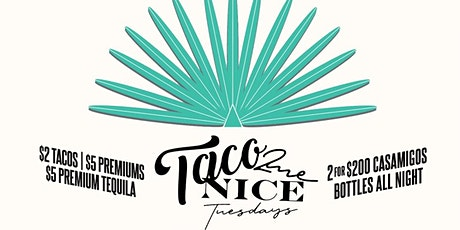 Taco 2 Me Nice Houstons Hottest Tuesday Happy Hour tickets
