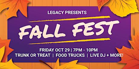 Fall Fest & Trunk or Treat tickets