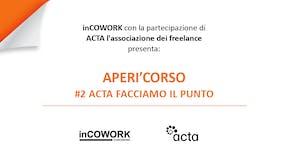Aperi'Corso - ACTA fa il punto