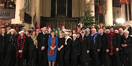 Metropolitan Police Choir Christmas Concert - 13:30 tickets