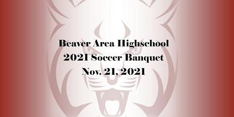Beaver Area Soccer 2021 Banquet tickets