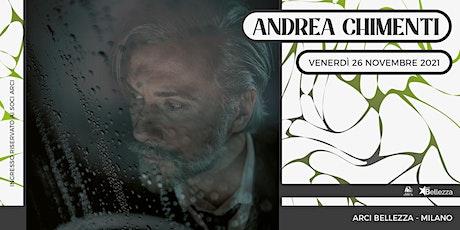 Andrea Chimenti in concerto tickets