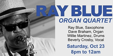 Ray Blue Organ Quartet tickets