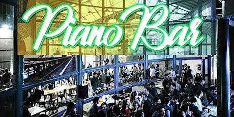 FREE ENTRY PIANO BAR - MERCOLEDI' | Vapore 1928 +393382724181 biglietti