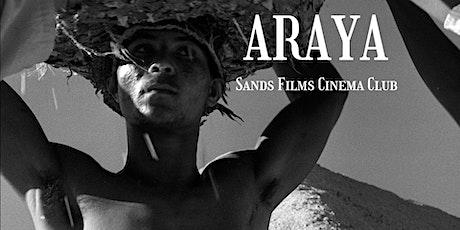 ARAYA (online access) tickets