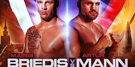 ONLINE-StrEams@!.Briedis v Mann LIVE ON fReE Boxing 16 Oct 2021 tickets