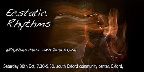 Ecstatic Rhythms 5Rhythms Dance tickets