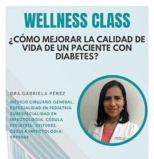 ¿Cómo mejorar la calidad de vida de un paciente con diabetes? entradas