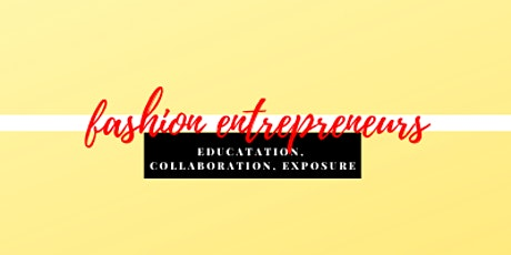 Fashion Entrepreneurs:  Staying Motivated tickets