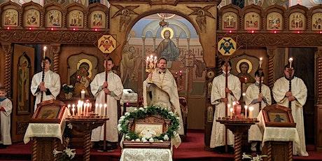 Invitation to Sunday Divine Liturgy (Livestreaming) tickets