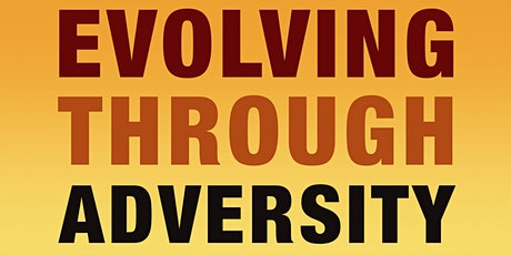 VIRTUAL BOOK LAUNCH: How to Evolve Through Adversity tickets