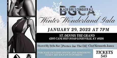 BGCA  Winter Wonderland Gala tickets