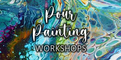 Acrylic Pour Painting Workshop (Family Friendly) tickets