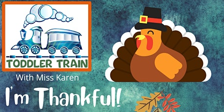 Toddler Storytime: I'm Thankful tickets