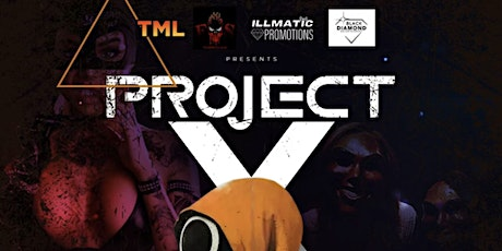 Project X: Trick or Treash Halloween Party tickets