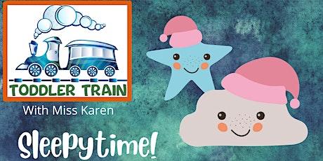 Toddler Storytime: Sleepytime! tickets